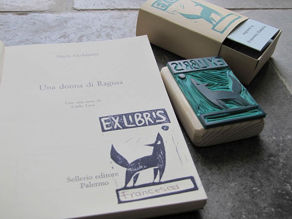 handmade ex libris