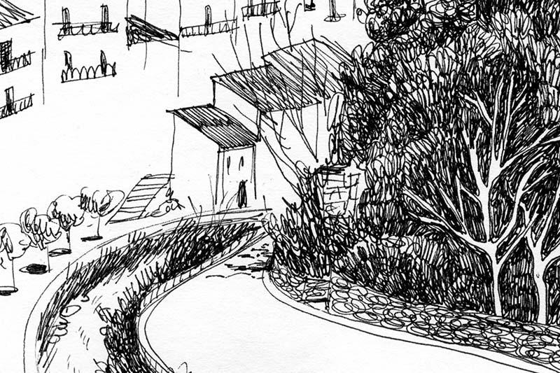sketches III _ Ragusa