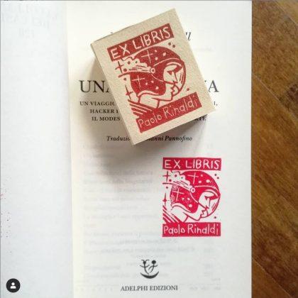 EX LIBRIS_FRANCESCADIMANUELE_PAOLORINALDI